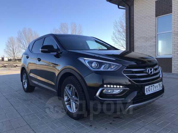 Hyundai Santa Fe, 2016 год, 1 580 000 руб.
