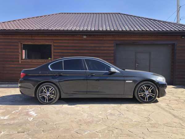 BMW 5-Series, 2010 год, 750 000 руб.