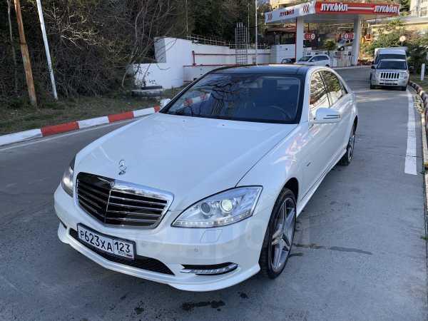 Mercedes-Benz S-Class, 2012 год, 1 600 000 руб.