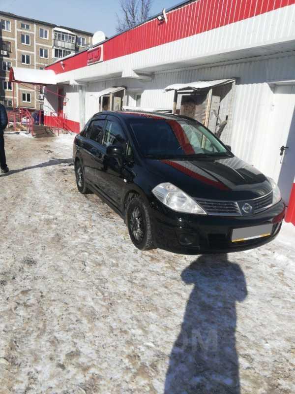Nissan Tiida, 2007 год, 300 000 руб.