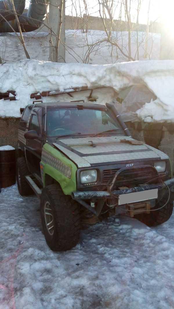 Daihatsu Rocky, 1991 год, 80 000 руб.