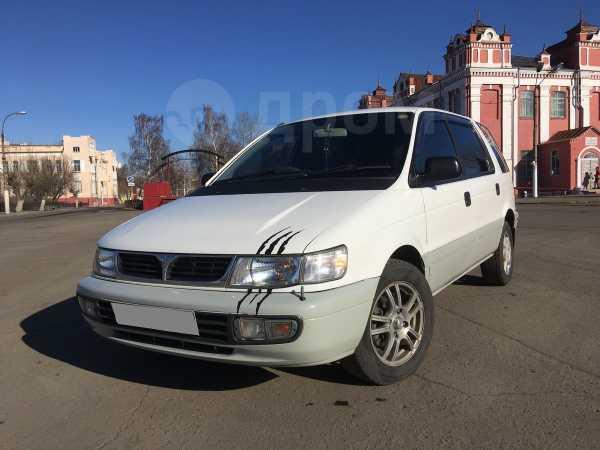 Mitsubishi Chariot, 1996 год, 160 000 руб.