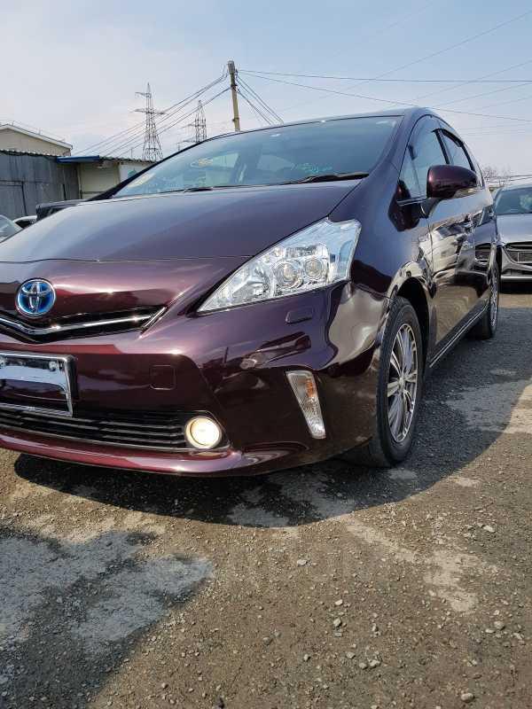 Toyota Prius a, 2014 год, 1 450 000 руб.