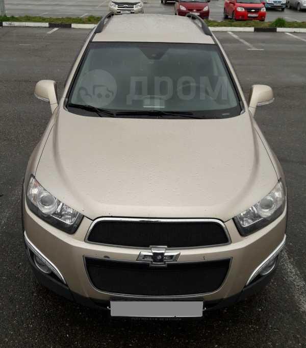 Chevrolet Captiva, 2013 год, 840 000 руб.