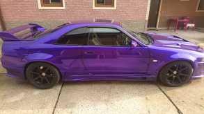 Анапа Skyline GT-R 1997