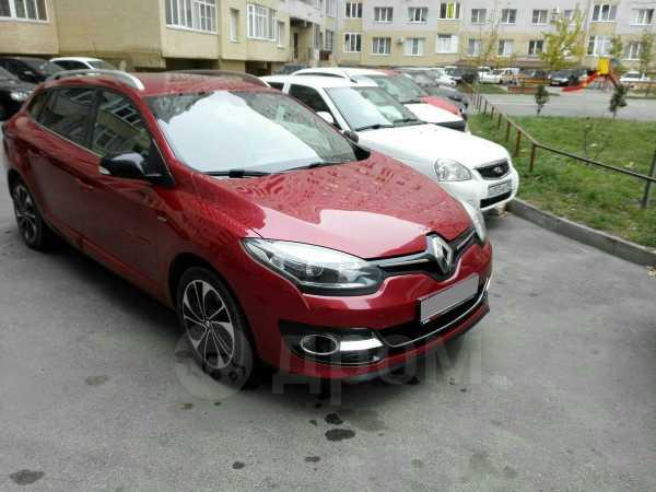 Renault Megane, 2014 год, 740 000 руб.