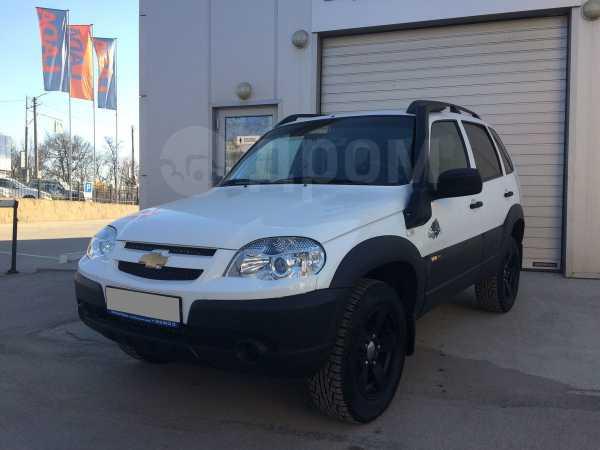 Chevrolet Niva, 2017 год, 570 000 руб.