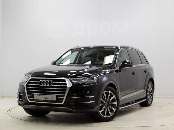 Audi Q7, 2017 год, 3 699 000 руб.