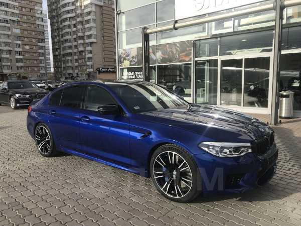 BMW M5, 2019 год, 9 103 100 руб.