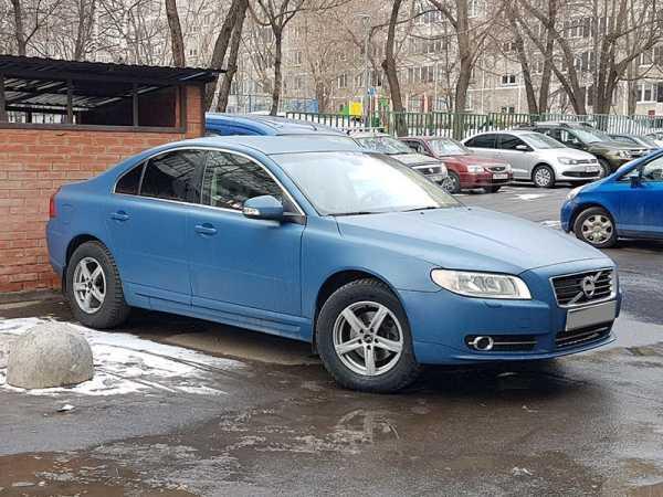 Volvo S80, 2007 год, 420 000 руб.