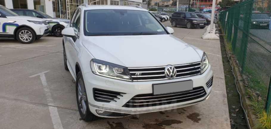Volkswagen Touareg, 2016 год, 2 690 000 руб.