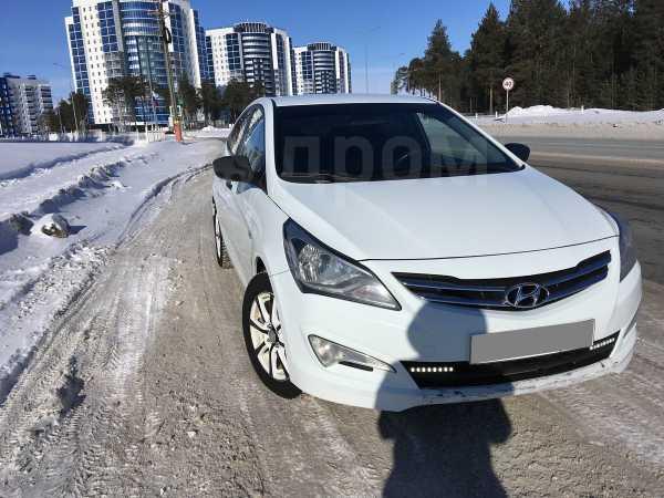 Hyundai Solaris, 2014 год, 500 000 руб.
