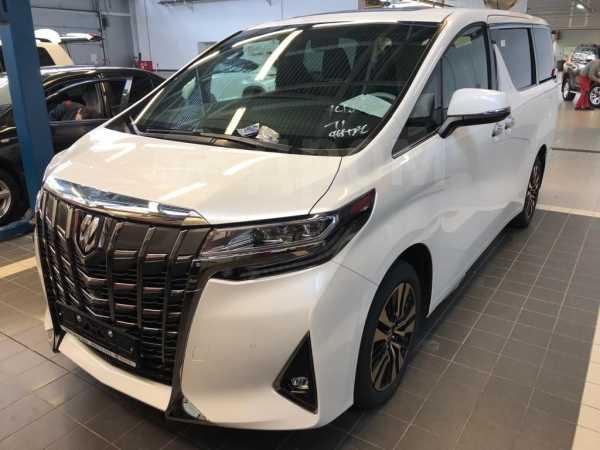 Toyota Alphard, 2019 год, 5 323 000 руб.