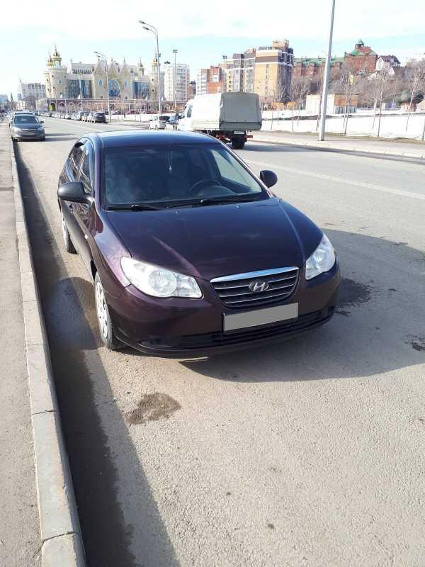 Hyundai Elantra, 2009 год, 375 000 руб.