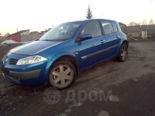Renault Megane, 2003 год, 239 000 руб.