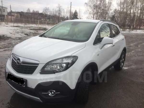 Opel Mokka, 2013 год, 799 000 руб.