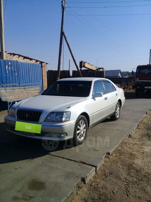Toyota Crown Majesta, 2001 год, 160 000 руб.