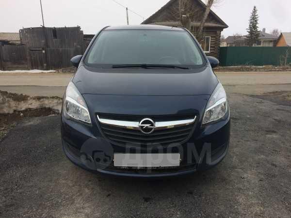Opel Meriva, 2014 год, 550 000 руб.