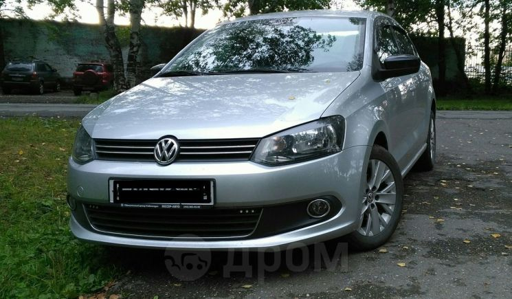 Volkswagen Polo, 2014 год, 515 000 руб.