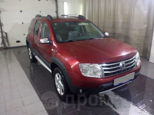 Renault Duster, 2013 год, 610 000 руб.