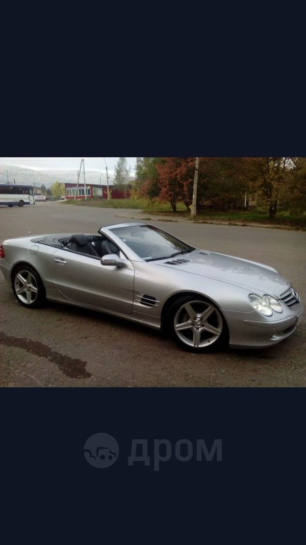 Mercedes-Benz SL-Class, 2000 год, 895 000 руб.