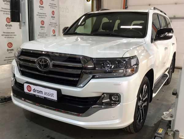Toyota Land Cruiser, 2019 год, 5 763 000 руб.