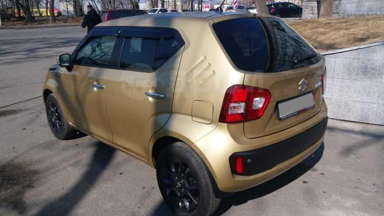 Suzuki Ignis, 2016 год, 739 000 руб.