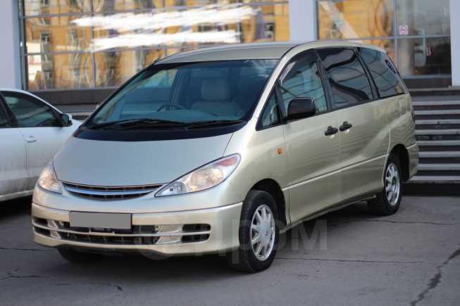 Toyota Estima, 2001 год, 450 000 руб.