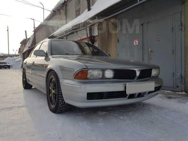 Mitsubishi Sigma, 1992 год, 150 000 руб.
