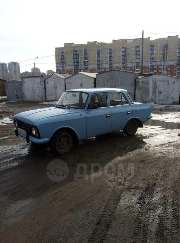Москвич 412, 1994 год, 49 000 руб.
