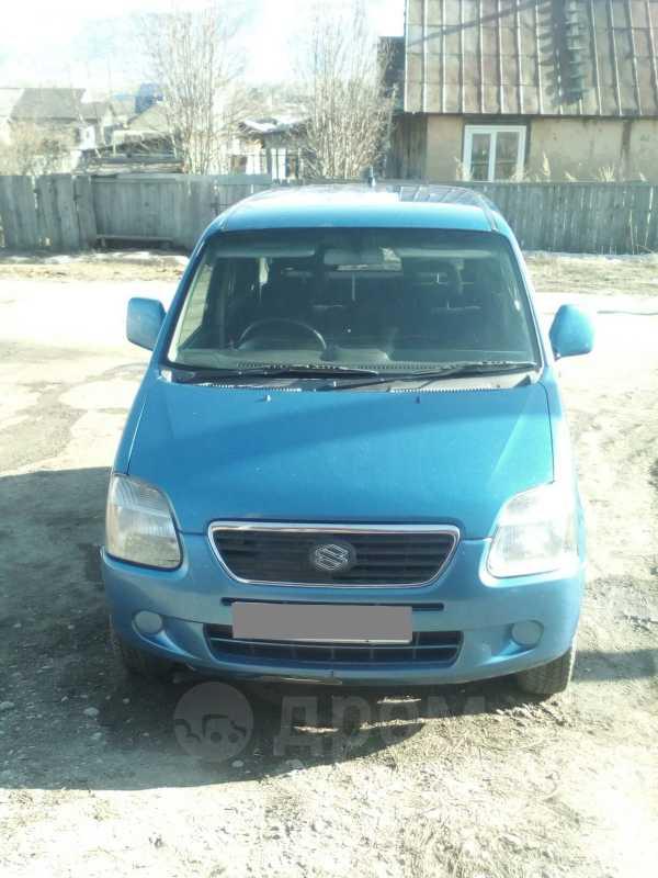 Suzuki Wagon R Solio, 2002 год, 185 000 руб.