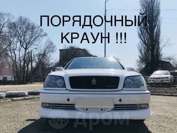 Toyota Crown, 2001 год, 555 000 руб.