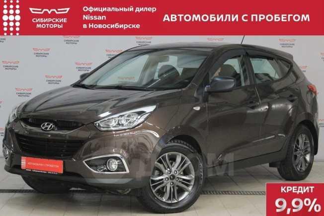 Hyundai ix35, 2014 год, 1 060 000 руб.