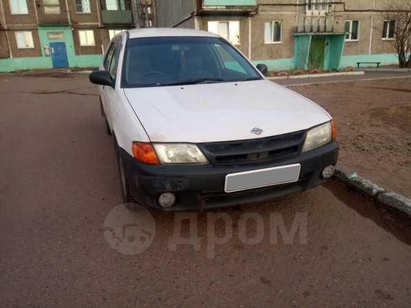 Nissan AD, 2002 год, 115 000 руб.