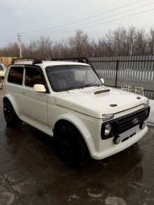 Оренбург 4x4 2121 Нива 2000
