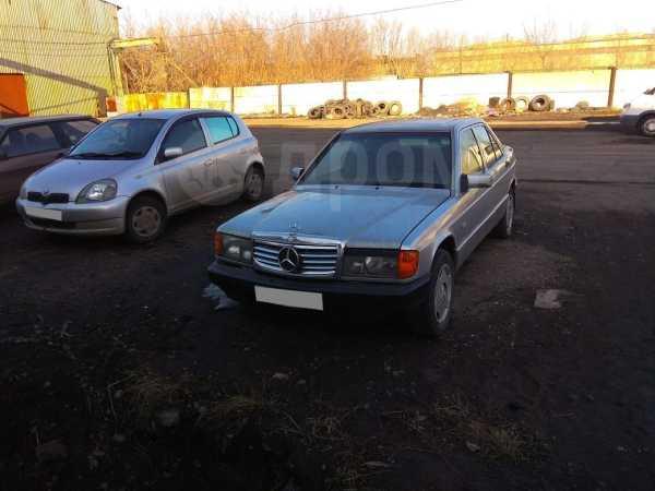 Mercedes-Benz 190, 1991 год, 105 000 руб.