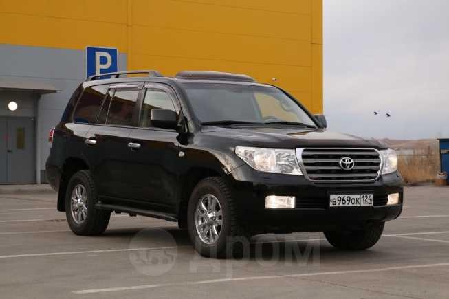 Toyota Land Cruiser, 2007 год, 1 628 000 руб.