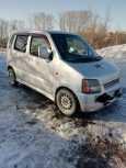 Mazda AZ-Wagon, 2001 год, 185 000 руб.