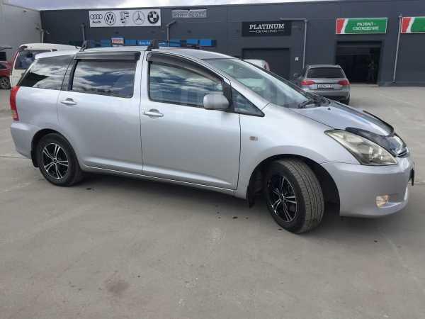Toyota Wish, 2008 год, 610 000 руб.