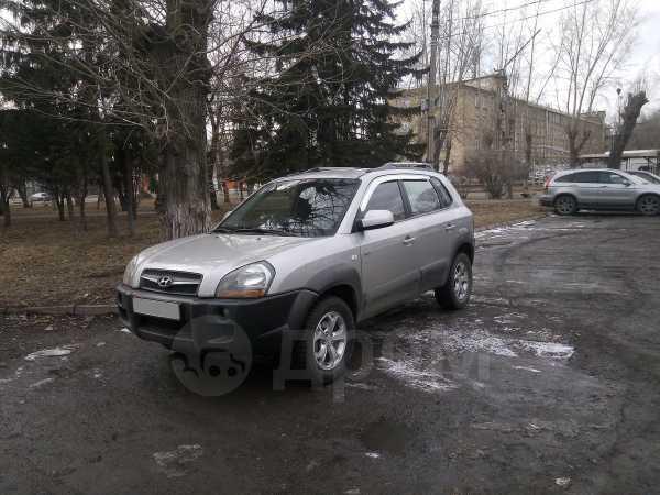 Hyundai Tucson, 2009 год, 569 999 руб.