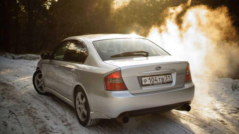 Subaru Legacy B4, 2003 год, 390 000 руб.