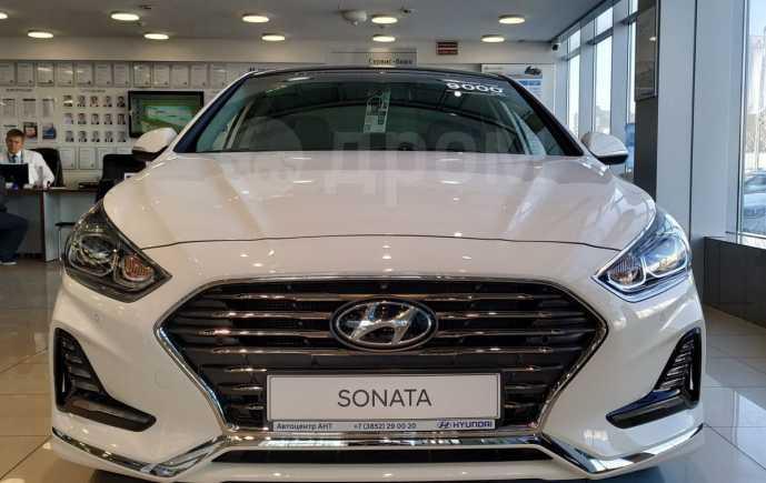 Hyundai Sonata, 2019 год, 1 648 000 руб.