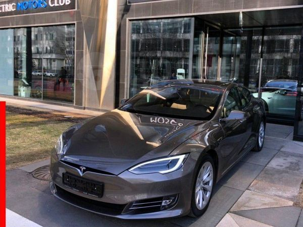 Tesla Model S, 2016 год, 5 400 000 руб.