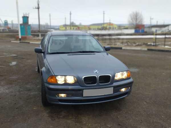BMW 3-Series, 2001 год, 310 000 руб.