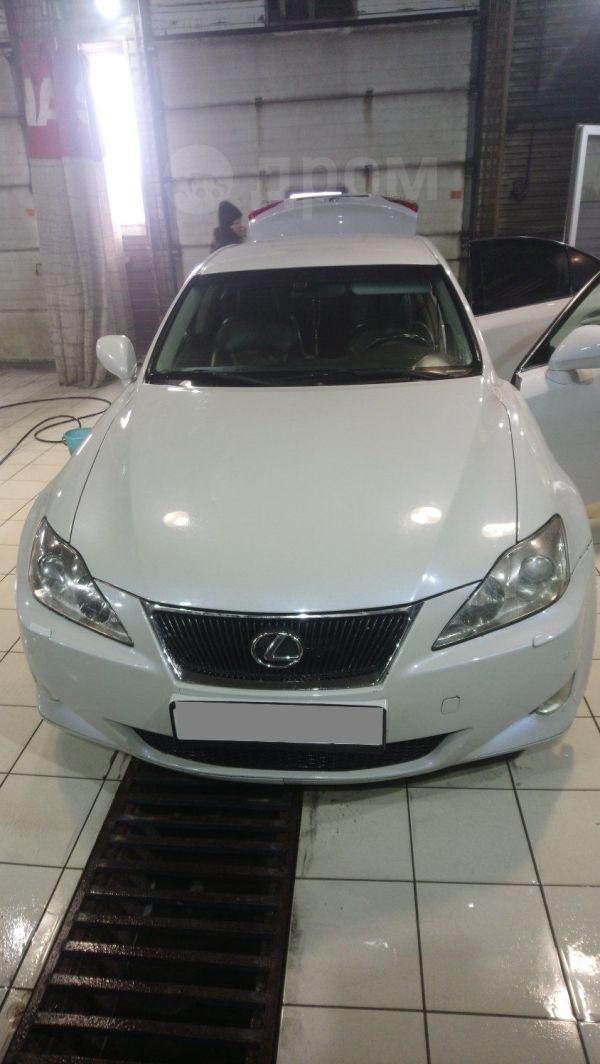 Lexus IS250, 2007 год, 760 000 руб.