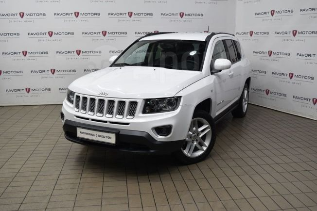 Jeep Compass, 2013 год, 900 000 руб.