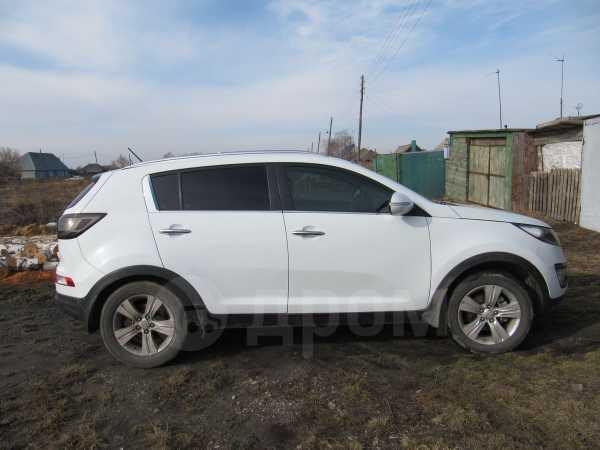 Kia Sportage, 2011 год, 740 000 руб.