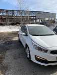 Kia Ceed, 2016 год, 770 000 руб.