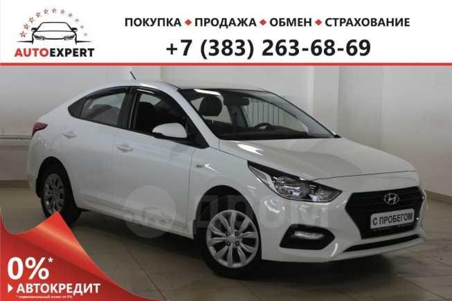 Hyundai Solaris, 2018 год, 829 000 руб.