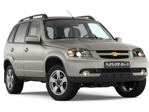 Chevrolet Niva, 2019 год, 775 500 руб.